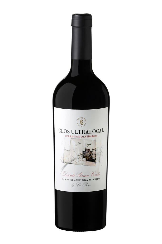"""Leo Borsi Wines CLOS ULTRALOCAL """"TERRUNOS OLVIDADOS DE RAMA CAIDA"""" Bottle Preview"""