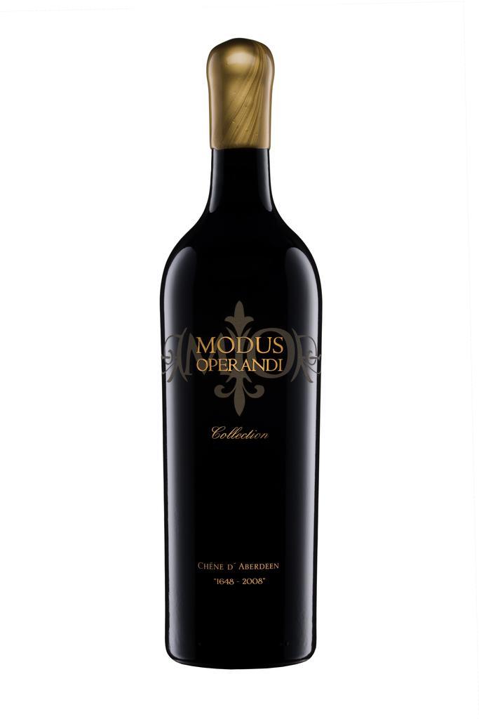 Modus Operandi Cellars Collection Fuite de Clos Bottle Preview