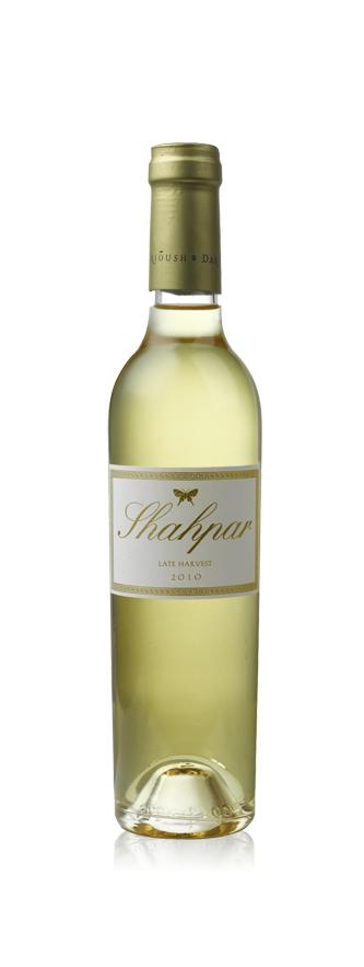 Late Harvest Shahpar Bottle
