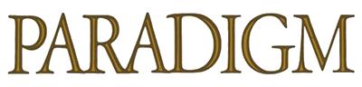Paradigm Winery Logo