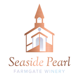 Seaside Pearl Farmgate Winery Logo