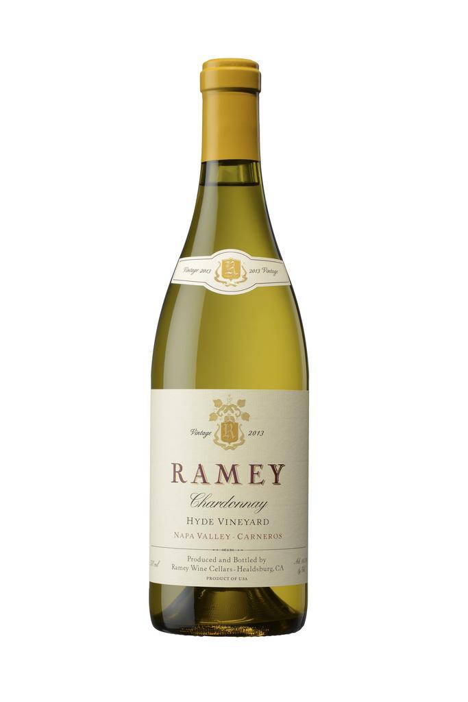 Chardonnay, Hyde Vineyard, Carneros Bottle
