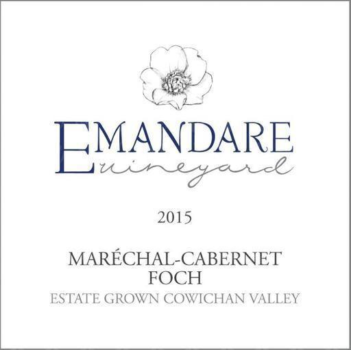 Emandare Vineyard Marechal - Cabernet Foch