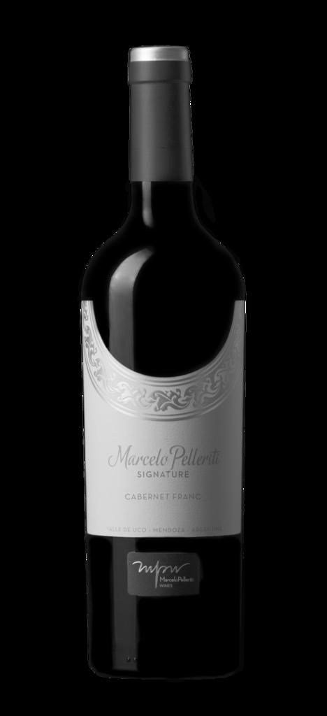 Marcelo Pelleriti Signature Cabernet Franc Bottle