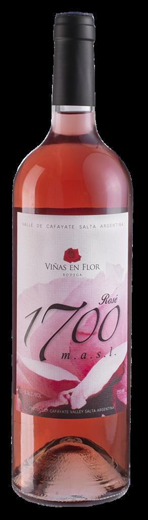 Viñas en Flor Bodega Rosé of Malbec Bottle Preview