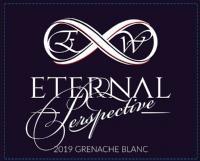 Eternal Wines & Drink Washington State Eternal Perspective Grenache Blanc Bottle Preview