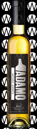 Adamo Estate Winery Muscat Estate Series