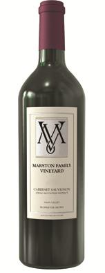 Marston Family Vineyard Cabernet Sauvignon Bottle Preview