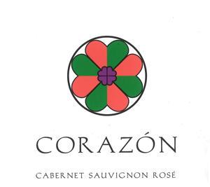 Corison Winery Corazón Cabernet Sauvignon Rosé Bottle Preview
