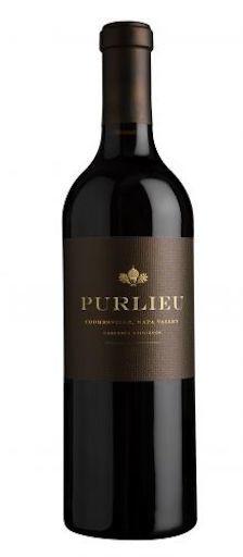Purlieu Wines Napa Valley Cabernet Sauvignon Bottle Preview