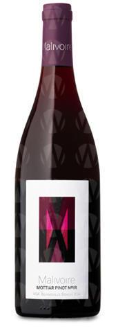 Malivoire Wine Company Mottiar Pinot Noir
