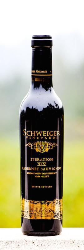 Schweiger Vineyards Iteration XIV Bottle Preview
