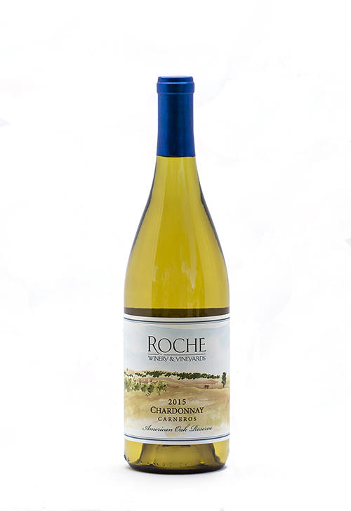 Roche Winery and Vineyards Chardonnay American Oak Reserve Bottle Preview