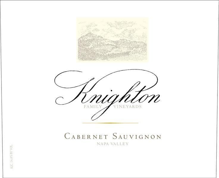 Knighton Family Vineyards Ava Grace Bottle Preview