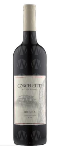 Corcelettes Estates Winery Merlot