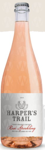 Harper's Trail Estate Winery Rosé Sparkling