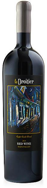 Coup De Foudre Winery LE DROITIER Bottle Preview