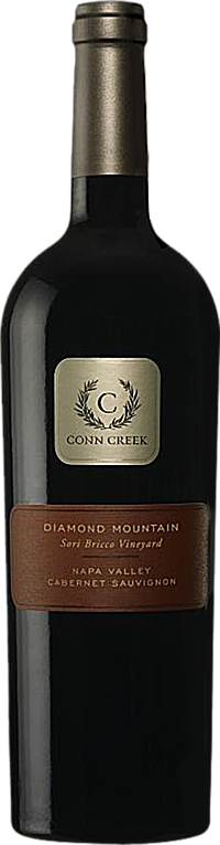 Conn Creek Winery Cabernet Sauvignon, Sori Bricco Vineyard Bottle Preview