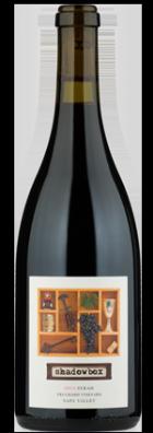 Shadowbox Cellars Truchard Vineyard Syrah Bottle Preview