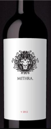 Mithra Winery Cabernet Sauvignon Bottle Preview