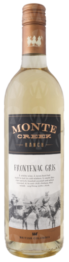 Monte Creek Ranch Frontenac Gris