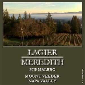 Lagier Meredith Vineyard Malbec Bottle Preview