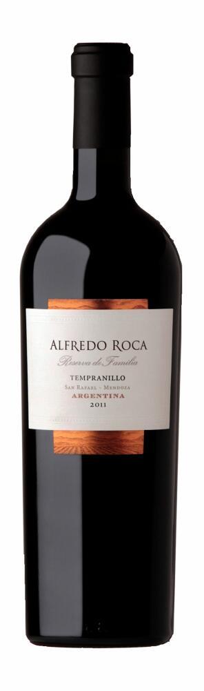 Alfredo Roca Wines Alfredo Roca Reserva de Familia Tempranillo Bottle Preview