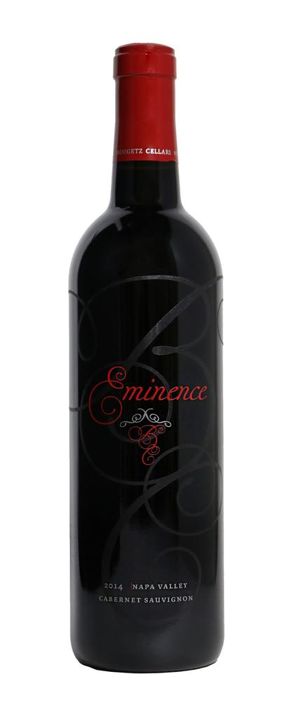 Bougetz Cellars Eminence Napa Valley Cabernet Sauvignon Bottle Preview