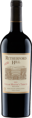 Rutherford Hill Winery Cellar Master's Tribute Bottle Preview