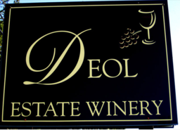 Deol Family Estate Winery Logo