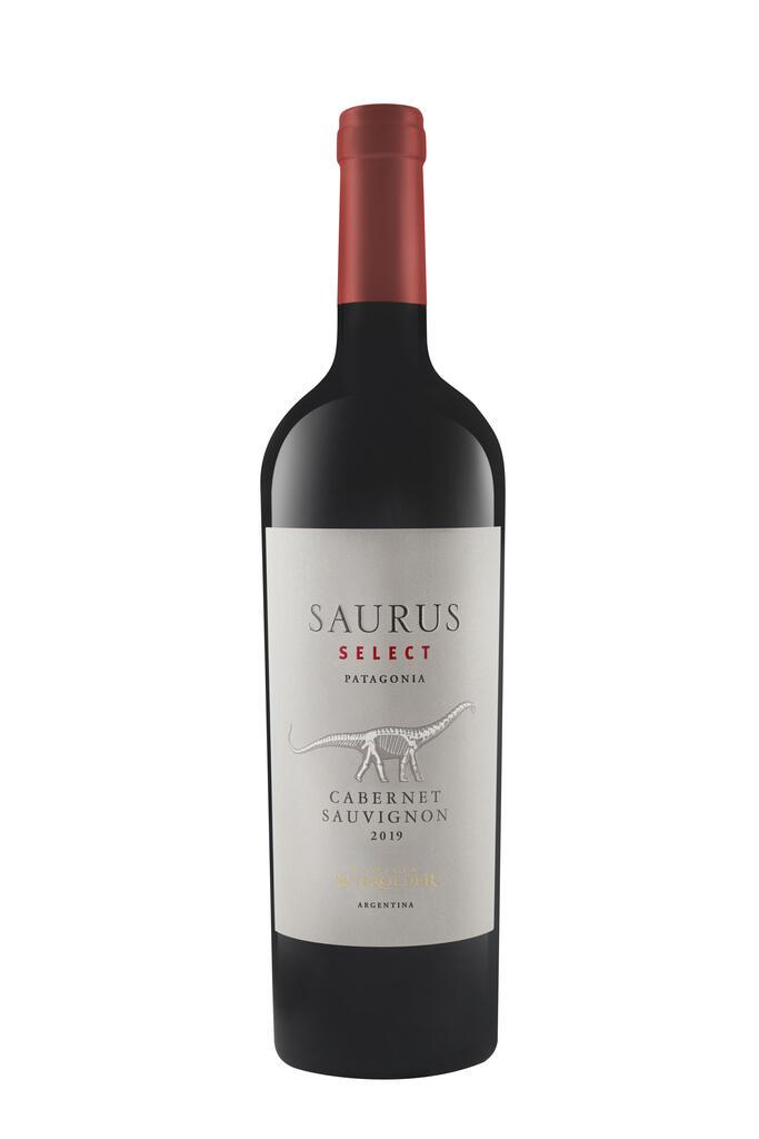 SAURUS SELECT Cabernet Sauvignon Bottle