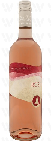 Sprucewood Shores Estate Winery Rosé