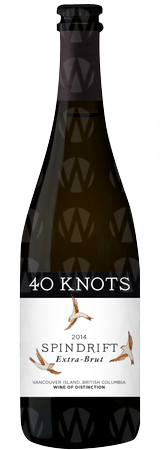 40 Knots Estate Winery Spindrift Extra-Brut