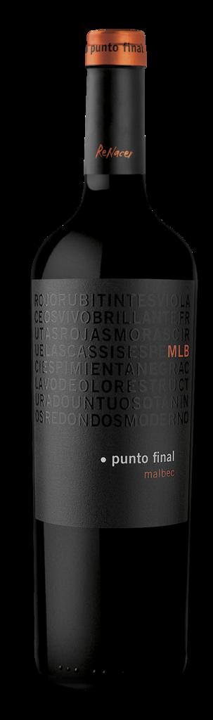 Bodega Renacer Punto Final Malbec Bottle Preview