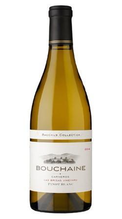 Bouchaine Vineyards Bouchaine Las Brisas Vineyard Pinot Blanc Bottle Preview