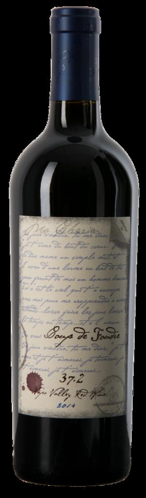 Coup De Foudre Winery 37.2 CUVEE Bottle Preview