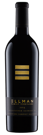 Ellman Family Vineyards Beckstoffer Georges III Napa Valley Cabernet Sauvignon Bottle Preview