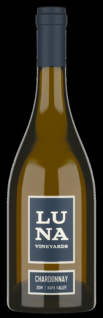 Luna Vineyards Chardonnay Bottle Preview
