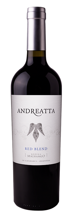 Bodega Michango Andreatta Red Blend Bottle Preview