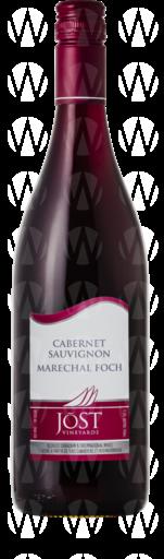 Jost Vineyards Cabernet Sauvignon Marechal Foch