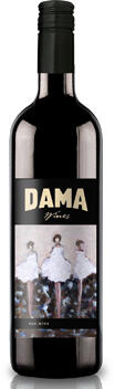 DAMA Wines Collage Bottle Preview