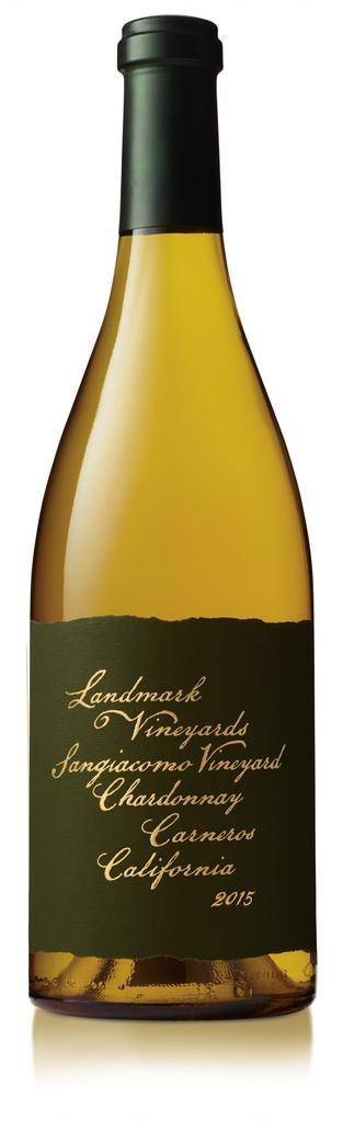 Landmark Vineyards Sangiacomo Chardonnay Bottle Preview