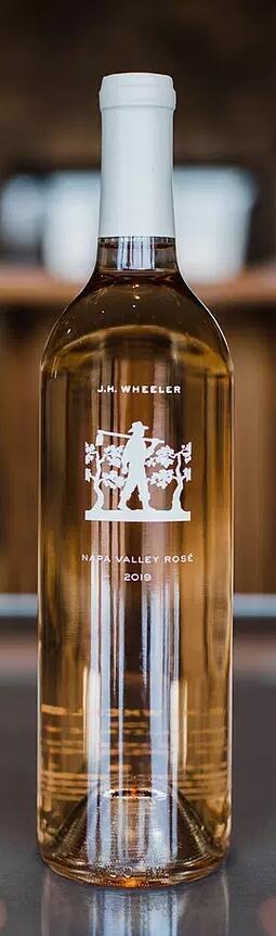 Wheeler Farms J.H. Wheeler Rosé Bottle Preview