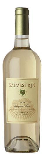 Salvestrin Estate Sauvignon Blanc Bottle Preview