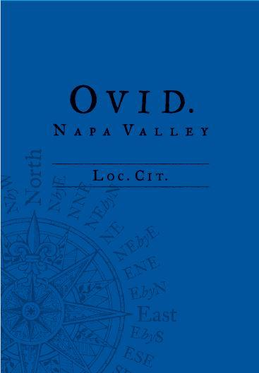 OVID Napa Valley Loc. Cit. Bottle Preview