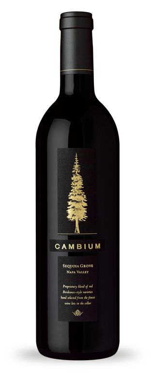 Sequoia Grove Winery Cambium Bottle Preview