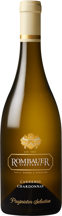Rombauer Vineyards Proprietor Selection Chardonnay Bottle Preview