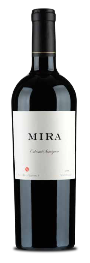 Mira Winery Cabernet Sauvignon Stags Leap Bottle Preview