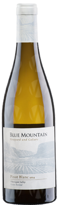 Blue Mountain Vineyard and Cellars Ltd. Pinot Blanc
