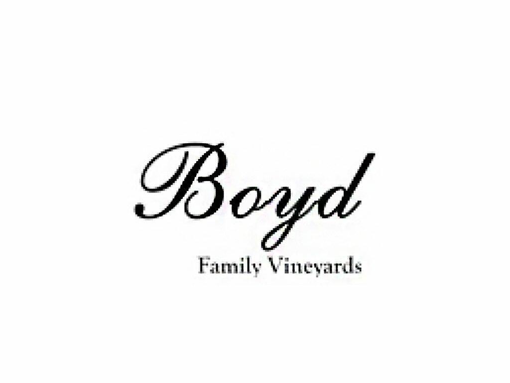 Boyd Family Vineyards Logo